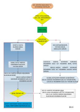 acil servise başvuran tc vatandaşı hastalar