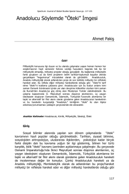 Full Text - Spectrum: | Journal of Global Studies