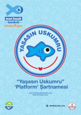 Platform Katılım Şartnamesini