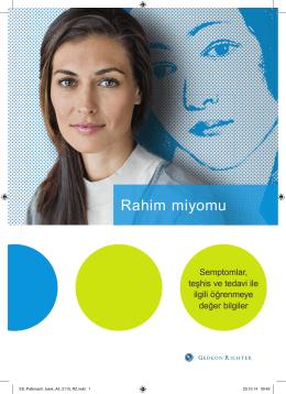 Rahim miyomu - gedeonrichter.de