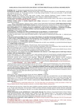İHALE ONAY BALGESİ - karsprojeofisi.gov.tr