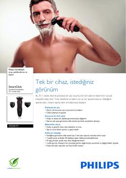 YS534/17 Philips tıraş, şekillendirme ve bakım