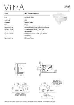 5353B003-0850 Aırlık (kg)