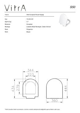 72-003-301 Ağırlık (kg)