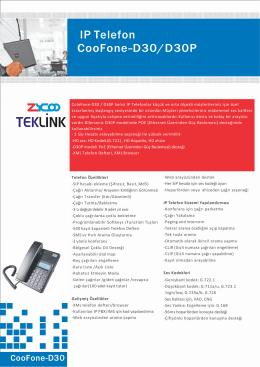 IP Telefon CooFone