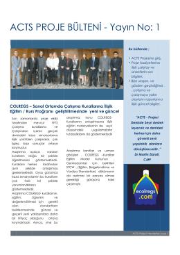 subat 2015 bulten - Thy Emeklileri ve Mensupları Derneği