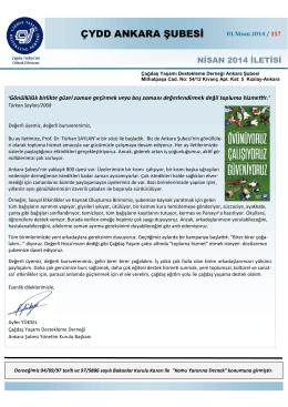 Sağlık Sokak H.Genç İş Hanı No: 17/15 Sıhhiye / Ankara TEL: 0312