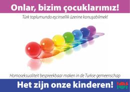 Brochure Onze kinderen