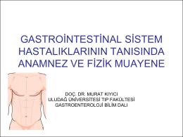 Tanım - Prof.Dr. Murat KIYICI