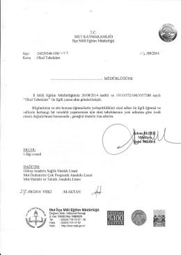 ş*-kn uıtrfug - mut ilçe millî eğitim müdürlüğü