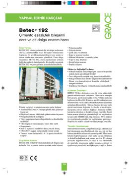 betec 192