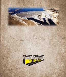 Türkçe - Palet İnşaat