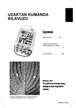 kaset montaj ve kullanma RC4trcev