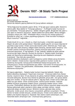 Mehmet Ali Çavul ile yapılan görüşmeyi okumak için
