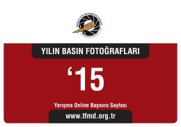 YILIN BASIN FOTOĞRAFLARI - TFMD | Türkiye Foto Muhabirleri