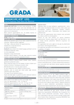 GRADACURE ACR® 1055