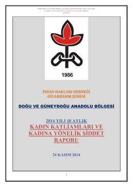 buradan - (İHD) Diyarbakır Şubesi