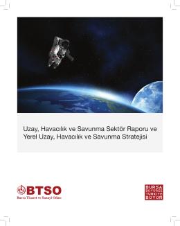 12.08.2014 Uzay Havacılık ve Savunma Sanayi Sektör Rap. ve