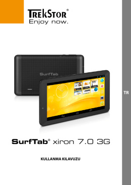 SurfTab® xiron 7.0 3G