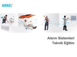Hırsız Alarm Teknik Eğitim