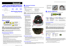 equIP® Serisi HD Kapalı Mekân/Açık Mekân Dayanıklı IP Minidome