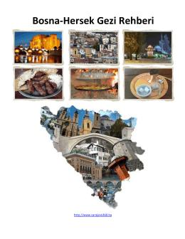 Bosna-Hersek Gezi Rehberi
