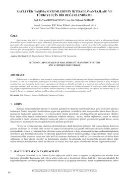 kitap önsayfalar.indd - Akademik Personel Bilgi Bankası