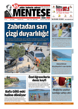 12.08.2014 sal  - Milas Medya Arşivi
