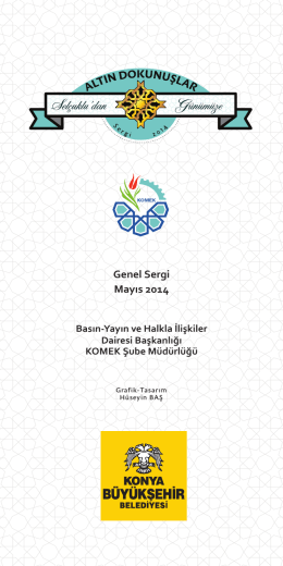 Download this publication as PDF - KOMEK Meslek Edindirme Kursları