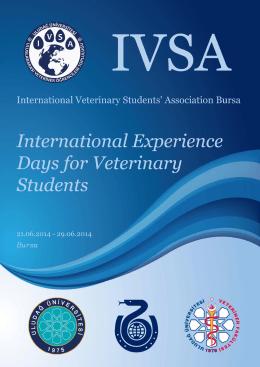 Devamı için TIKLAYINIZ - Uludağ Üniversitesi Veteriner Fakültesi