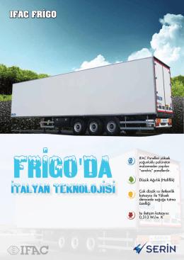 ıfac frigo - Serin Treyler