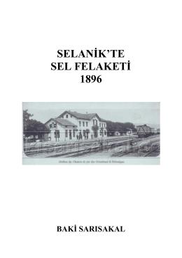 selanikte sel felaketi 1896