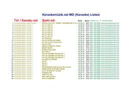 Arşivi indir - Karaokemuzik.net