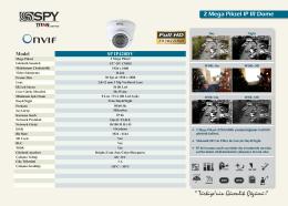 sp ıp420dv teknik broşür