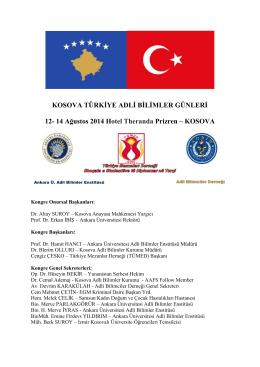 İndir (PDF, 320KB) - Adli Bilimciler Derneği