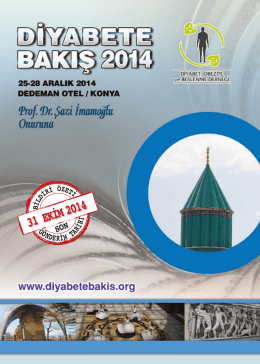 diyabete bakis program