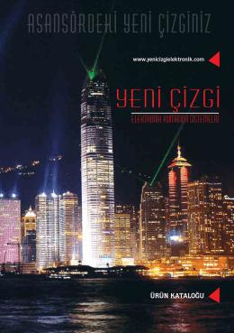 ürün katalog - Yeni Çizgi Elektronik Kumanda Sistemleri