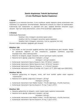 PDF Olarak İndir - ETS Epoksi Zemin Kaplamaları