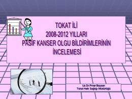 Dr. Nimet Pınar BAYSAL - Türkiye Halk Sağlığı Kurumu