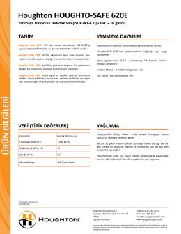 Houghto-Safe 620 E_TDS_TR