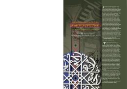 Edirnekapı Mihrimah Sultan Camii ve Kalemişi Tezyinatı /İsmail Önel