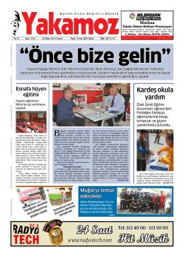 25.04.2014 cuma  - Milas Medya Arşivi