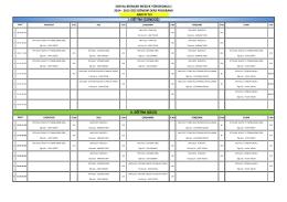 RADYO ve TELEVİZYON I.SINIF - Sosyal Bilimler Meslek Yüksekokulu