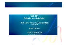 Mobil e-Devlet, 01.12.2013