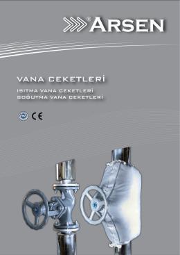 Vana Ceketleri Katalog- Arsen