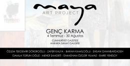 GENÇ KARMA - Maya Art Project / Ana Sayfa