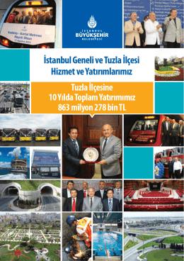 Tuzla - İstanbul Büyükşehir Belediyesi