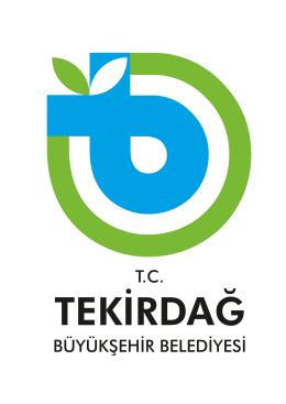 Tekirdağ Büyükşehir Belediyesi Yazılı Logo (Vektörel Pdf Formatında)