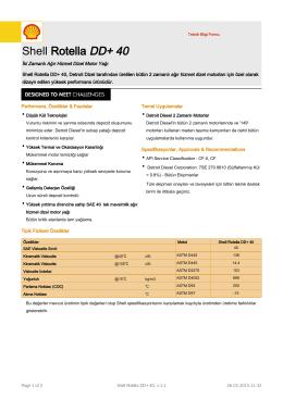 Page 1 Tipik Fiziksel Özellikler Bu değerler mevcut üretimin tipik
