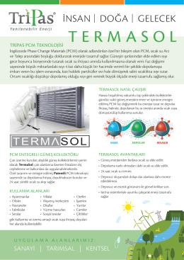 TERMASOL - Tripas Yenilenebilir Enerji